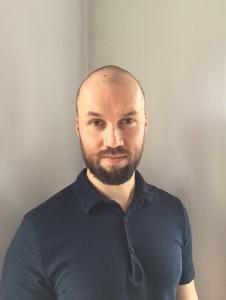 Kristian Fløyli - Fysioterapeut